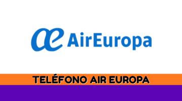 Teléfono Air Europa