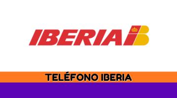 Teléfono Iberia