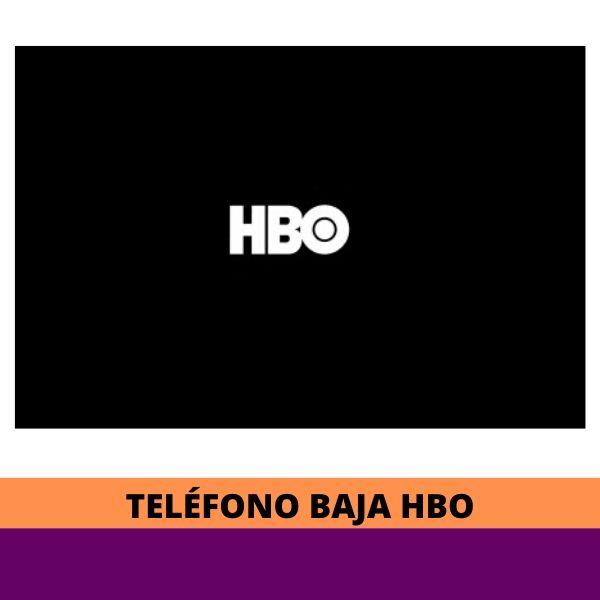 Teléfono Baja HBO