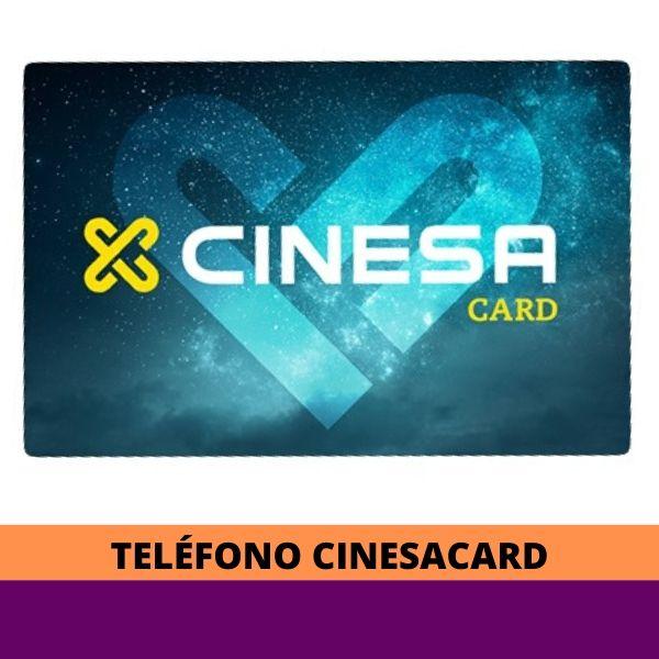 Teléfono Cinesacard