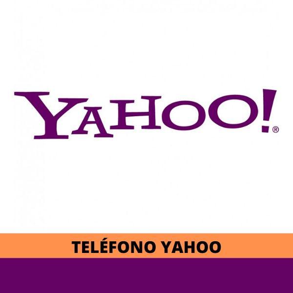 Teléfono Yahoo