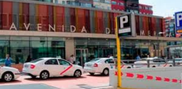 Teléfono Estación de Autobuses Avenida de América
