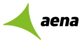 Teléfono Aena