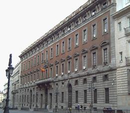 Teléfono Ministerio De Hacienda